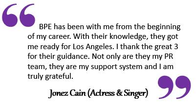 Jonez Cain Testimonial