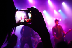 Taking-Pictures-At-A-Concert